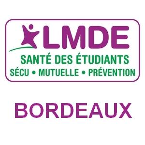 LMDE Bordeaux : Adresse, téléphone, horaires, contact