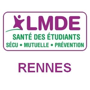 LMDE Rennes : Adresse, téléphone, horaires, contact