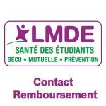 LMDE contact et remboursement