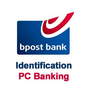 Bpost Pc Banking Identification