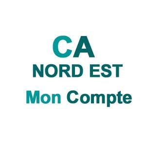 CA Nord-Est - Mon compte